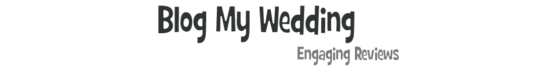 Blog My Wedding: Engaging reviews