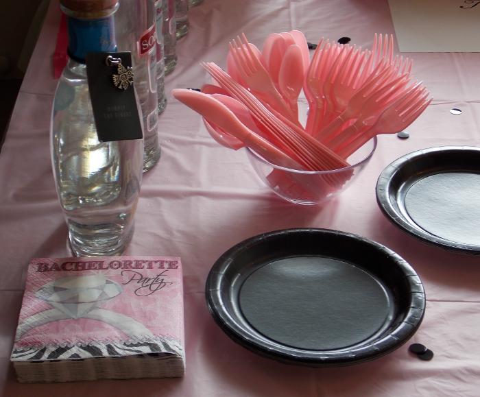 Bachelorette Supplies