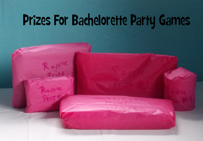 Prizes For Bachelorette Party Games
