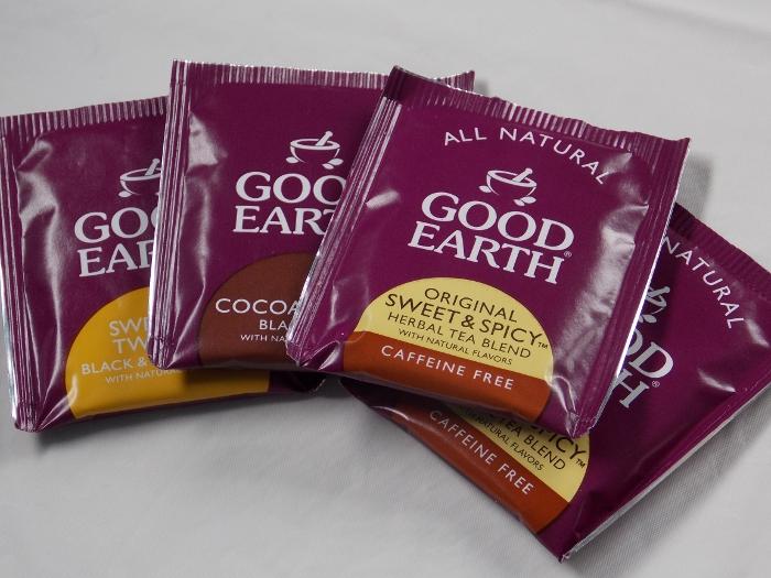 Good Earth Tea Bags