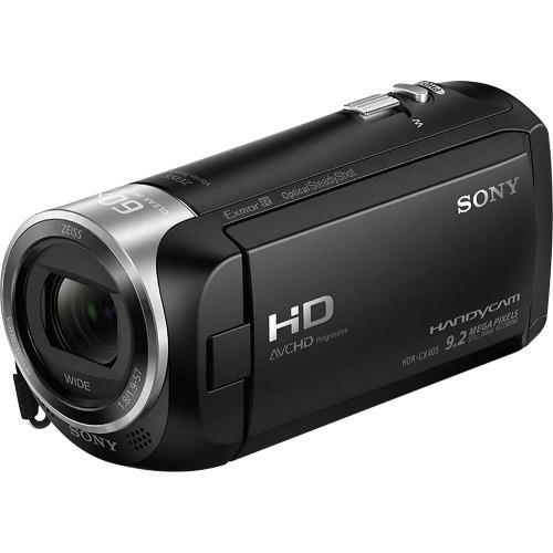 Sony - HD Flash Memory Camcorder